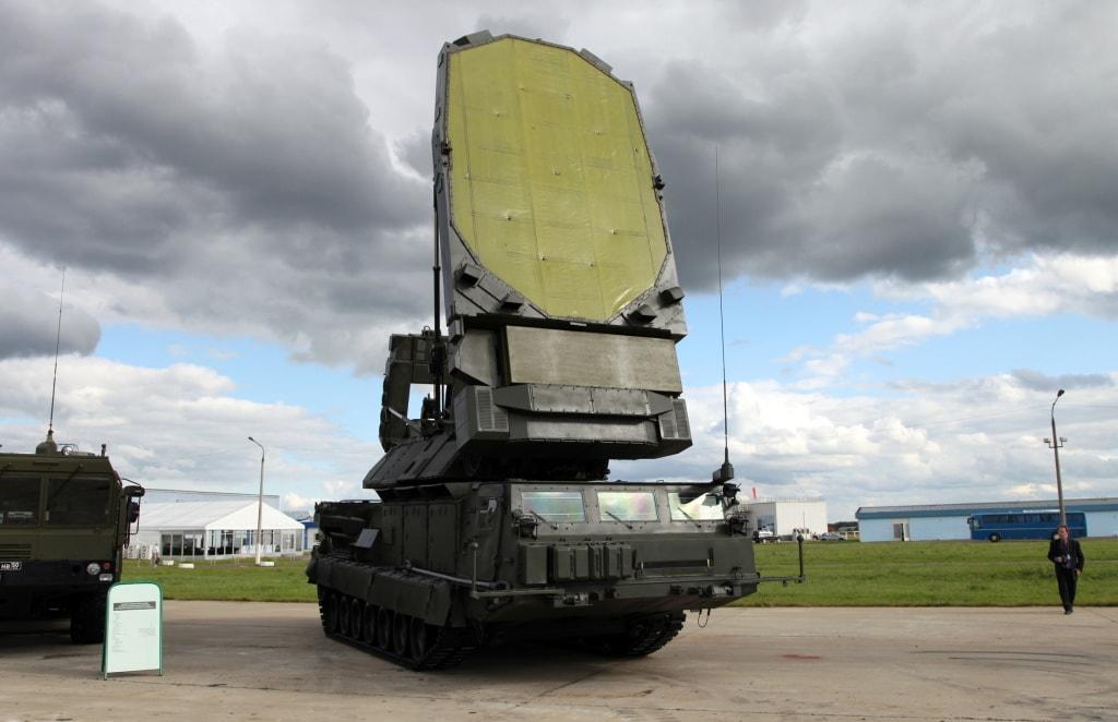 Радиолокационная станция кругового программного обзора 9С19М2
