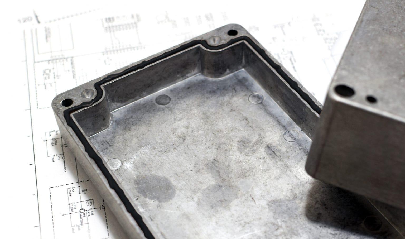 Приборный электропроводящий герметик ЗИПСИЛ 310 КГЭП-Э